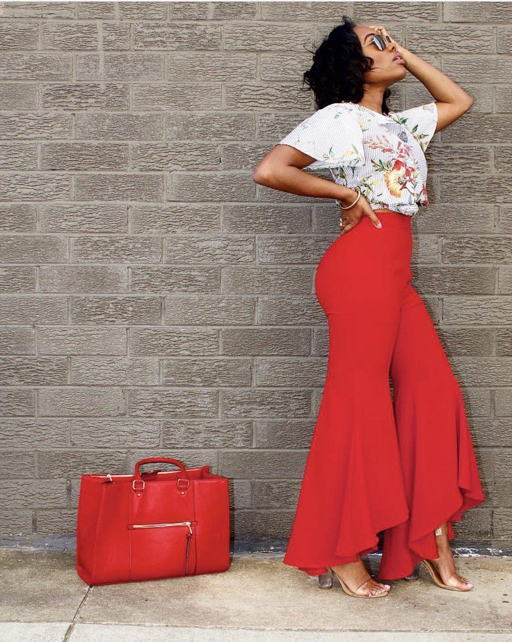 Styled by Ebonne Holyfield
