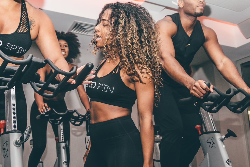 Briana Owens, Founder of Spiked Spin