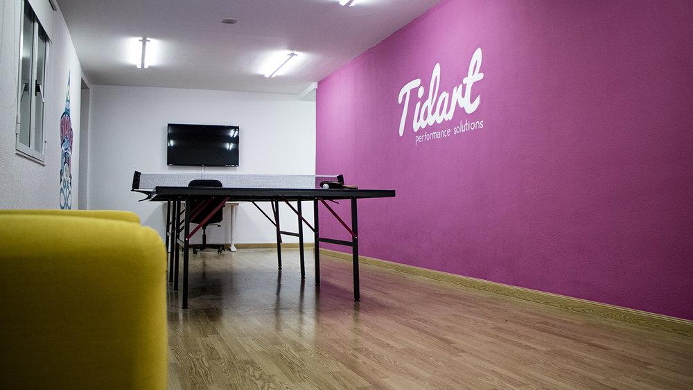 Tidart office
