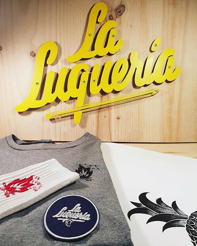 🍍🔥 coming soon #laluqueria #cloathing #doityourself #wearfashion #new #fashion #creativestudio #madrid #berlin #brosfactory #sk8forfun #illustration #art #surf