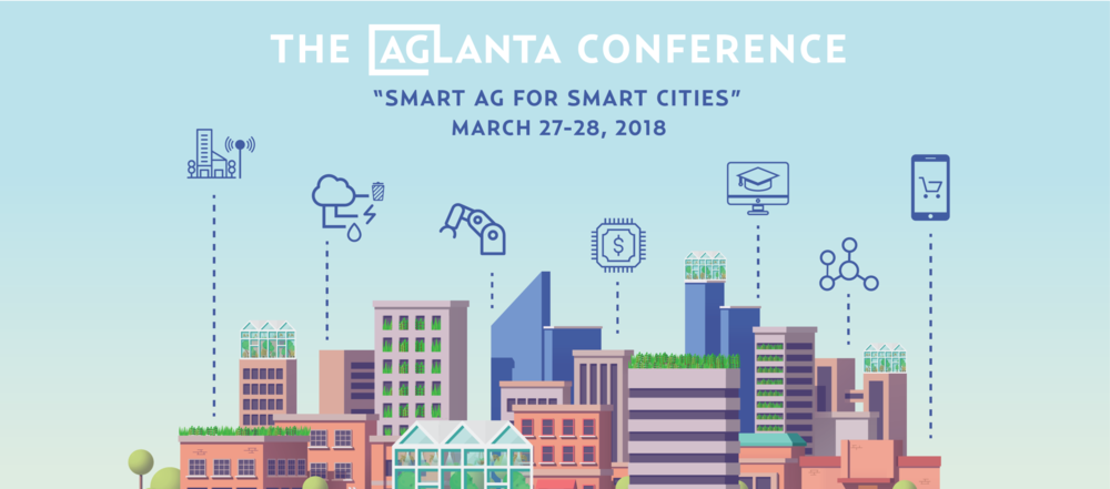 THANK YOU!  - The #AgLanta Conference 2018 was a hit!300 attendees across 2 special days, 7