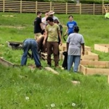 Garden Leadership Teams + Garden Build Event -
