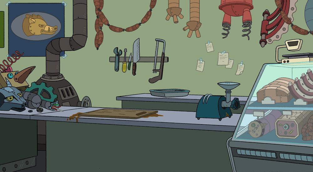 Futurama season 7