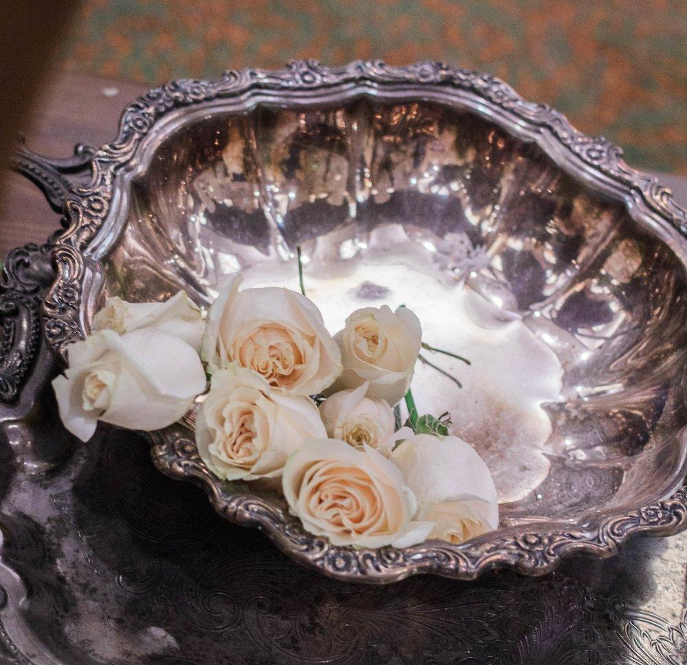 Medium Silver Bowl