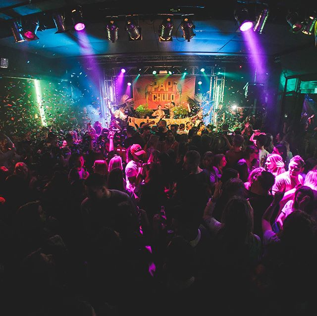 Ons nieuwste concept @papi_chulo_nl was een succes! Sold out! #dancehall #reggaeton #moombahton