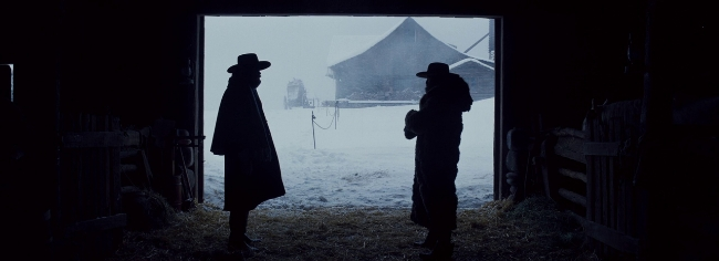 THE HATEFUL EIGHT (70mm & Blu-ray)