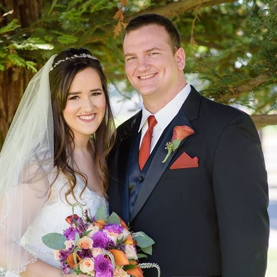 """""""Our video turned out beautifully, and I am so pleased with the quality and style of the final product. Now that our wedding is over, I have recommended him to other friends I have who are getting married. If you hire Walker Creative Media, you will not be disappointed!"""" - Ashlyn & Logan Airheart"""