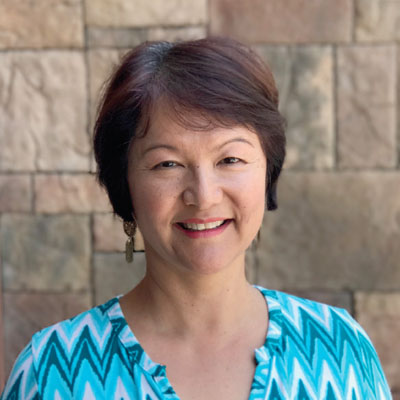 Susan Rust, CGO