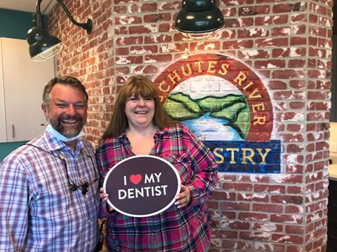 Find out what to expect at your first visit with Deschutes River Dentistry