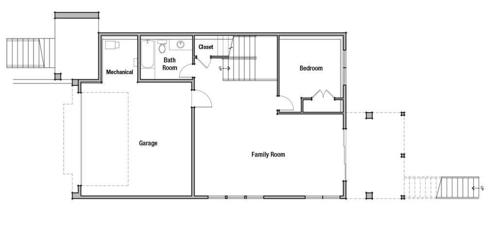 Lot 1: Lower Floor