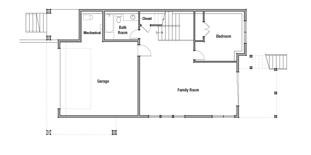 Lot 2: Lower Floor