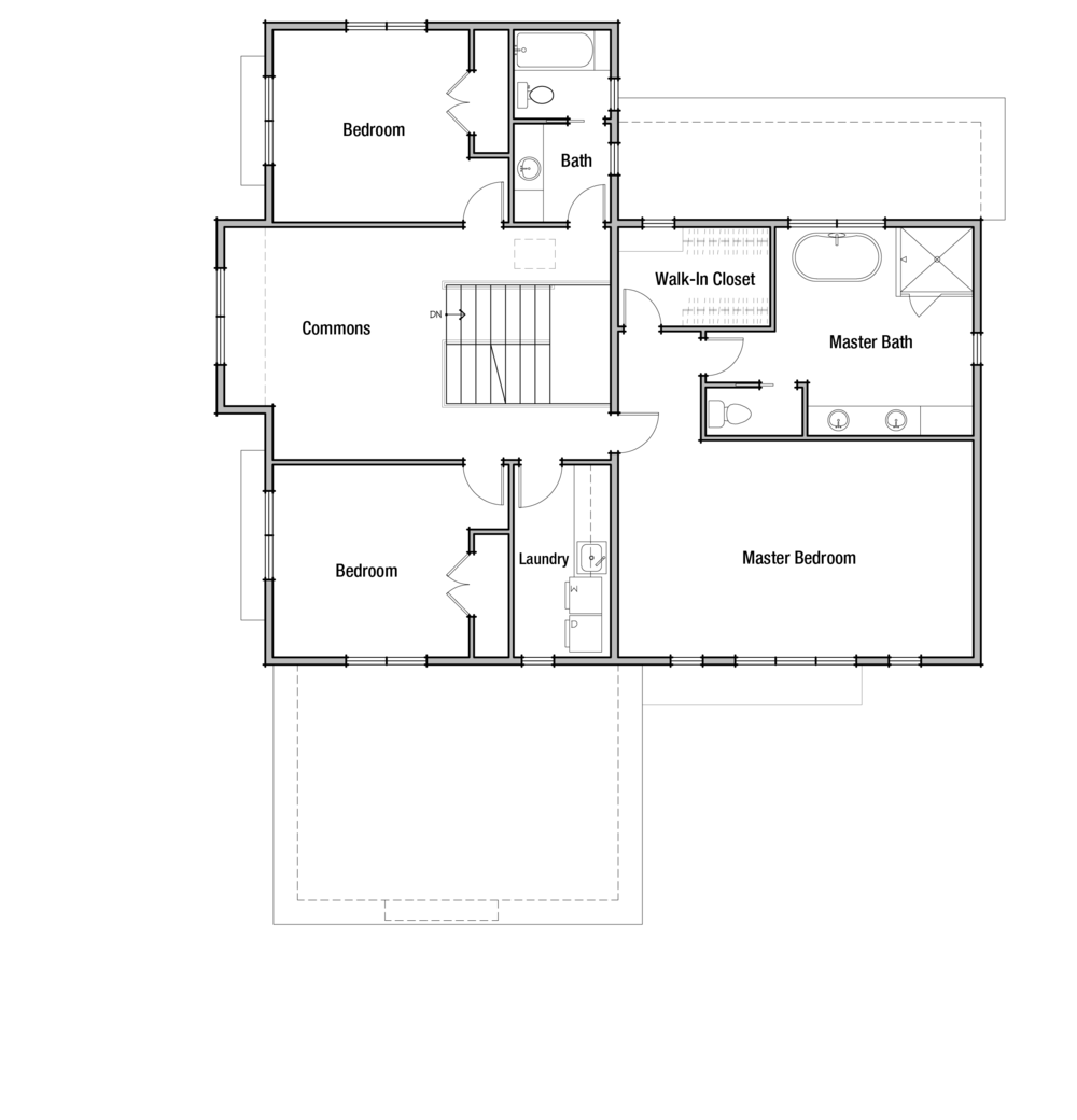 Lot 1 - Upper Floor