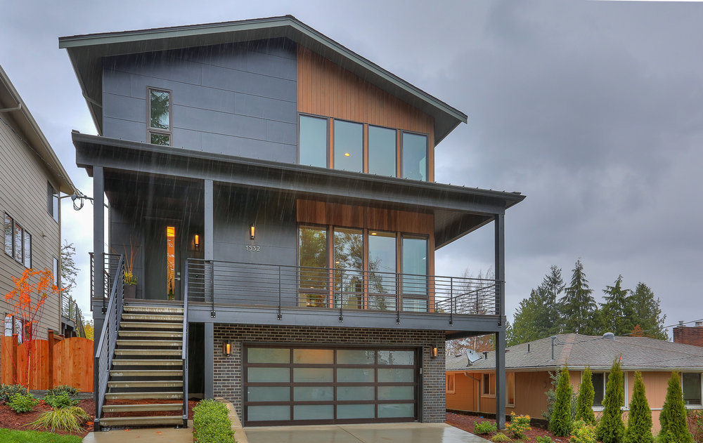 SOLD! Maple 2—Northeast Seattle - Upscale homes in Northeast Seattle's welcoming Maple Leaf neighborhood.