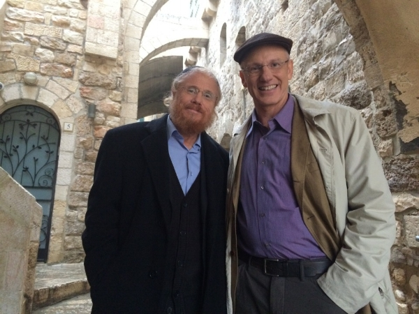 I had an unforgettable talk with Rabbi David Aaron, author of The Secret Life of God