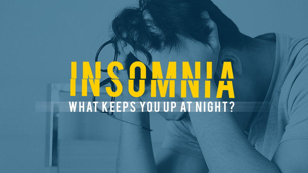 Insomnia 8/13/17 - 9/17/17