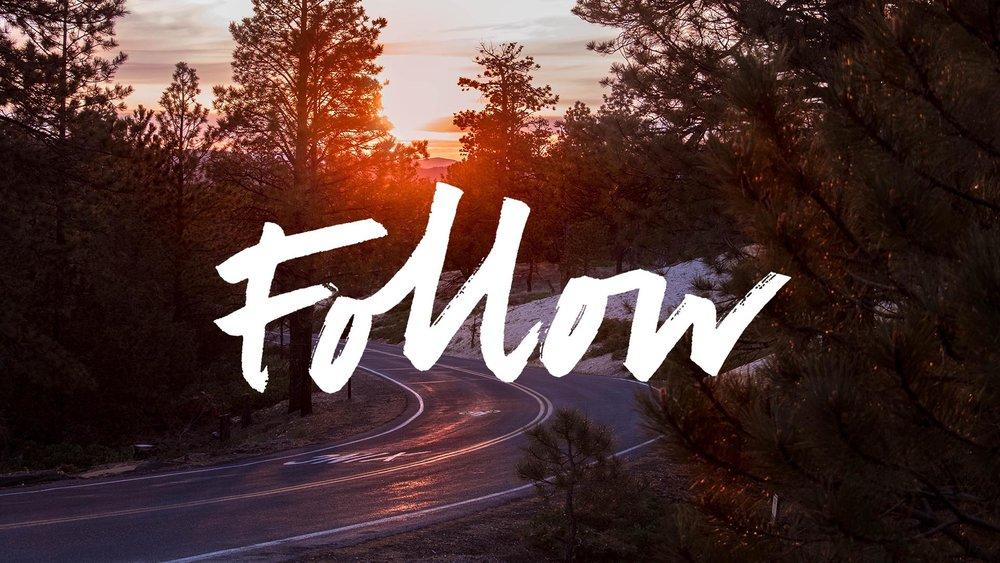 Follow    3/5/17 - 4/9/2