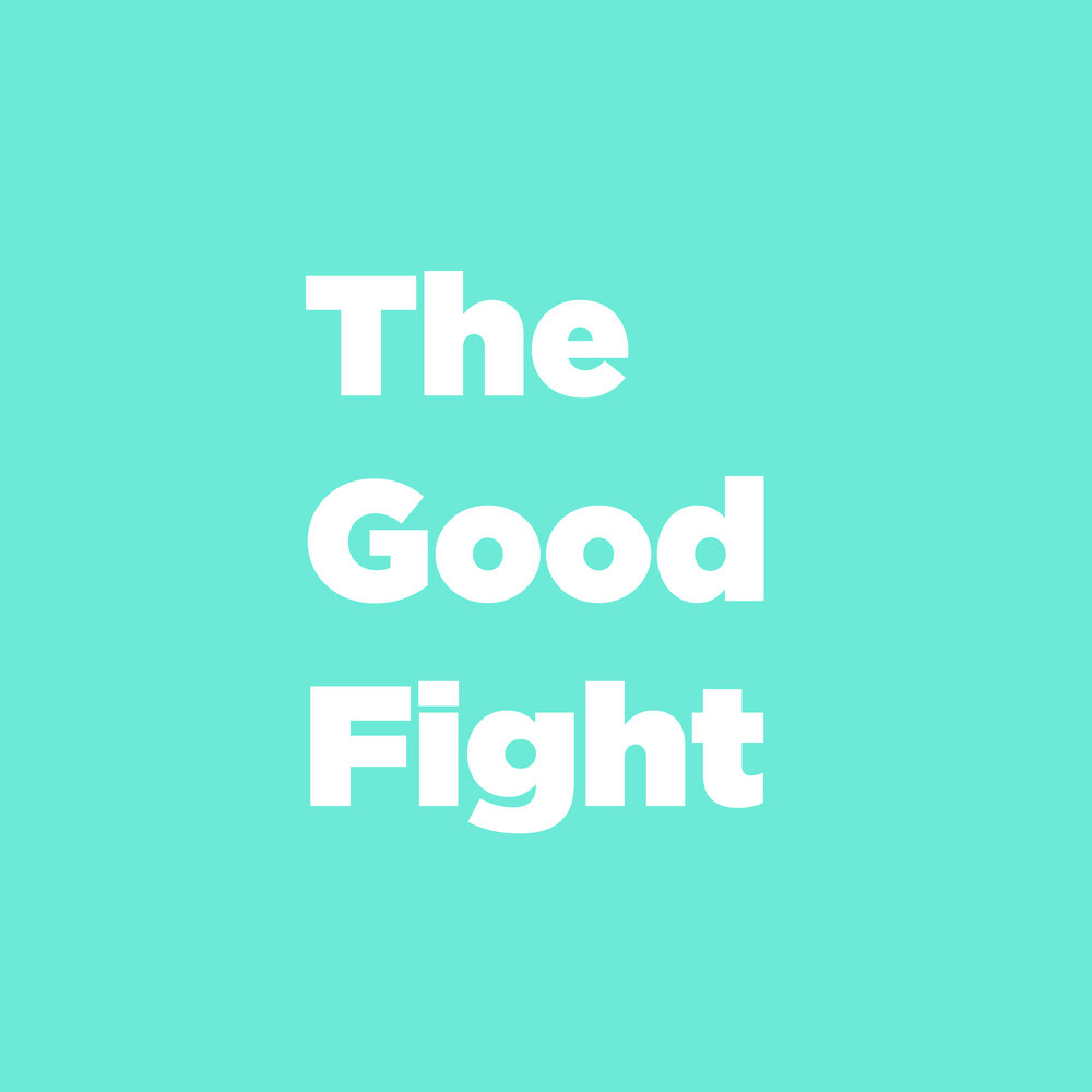 - The Good Fight will help you turn the most painful moments of your marriage into milestones that mark a deeper joy and greater passion for each other. Sign up in the Spring's lobby or email smallgroups@thesprings.net.