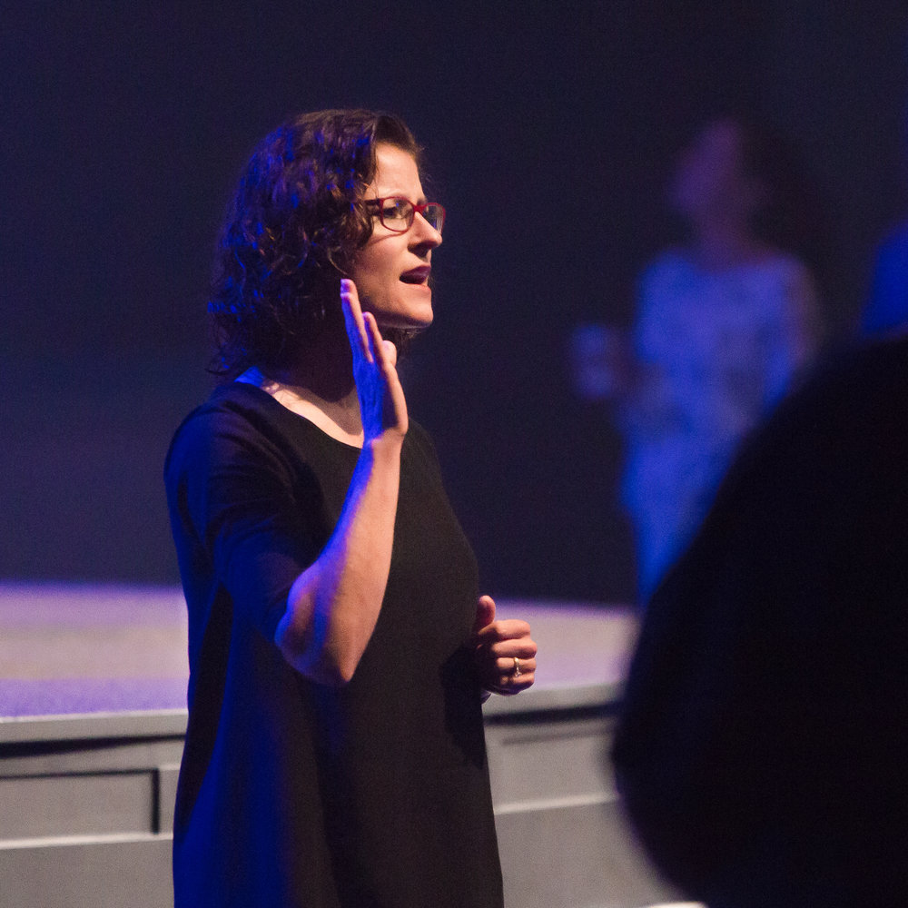 Deaf Ministry - We provide a deaf interpreter during our 10:30am service at the Ocala campus. Everyone is welcome to connect with us! Our deaf community at The Springs is growing and we'd like to invite you to come be apart of all that God is doing!