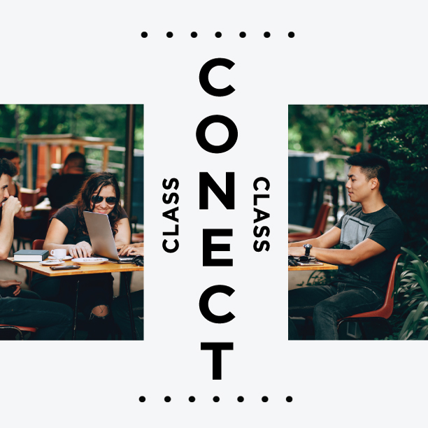 Connect Class    June 24, 4pm-6pm