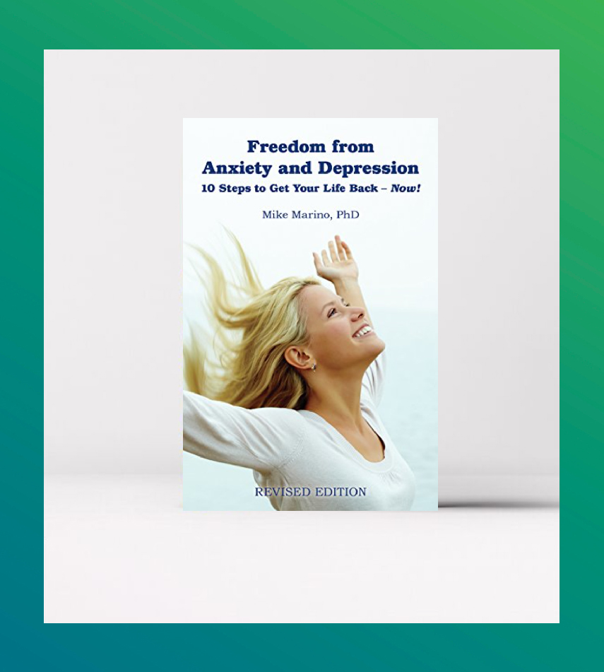 Freedom from Anxiety and Depression - 10 Steps to Get Your Life Back - Now! - This book provides the information, techniques and tools you need to individualize your own path to freedom. We'll tackle depression and anxiety from biological, psychological, social and spiritual perspectives.