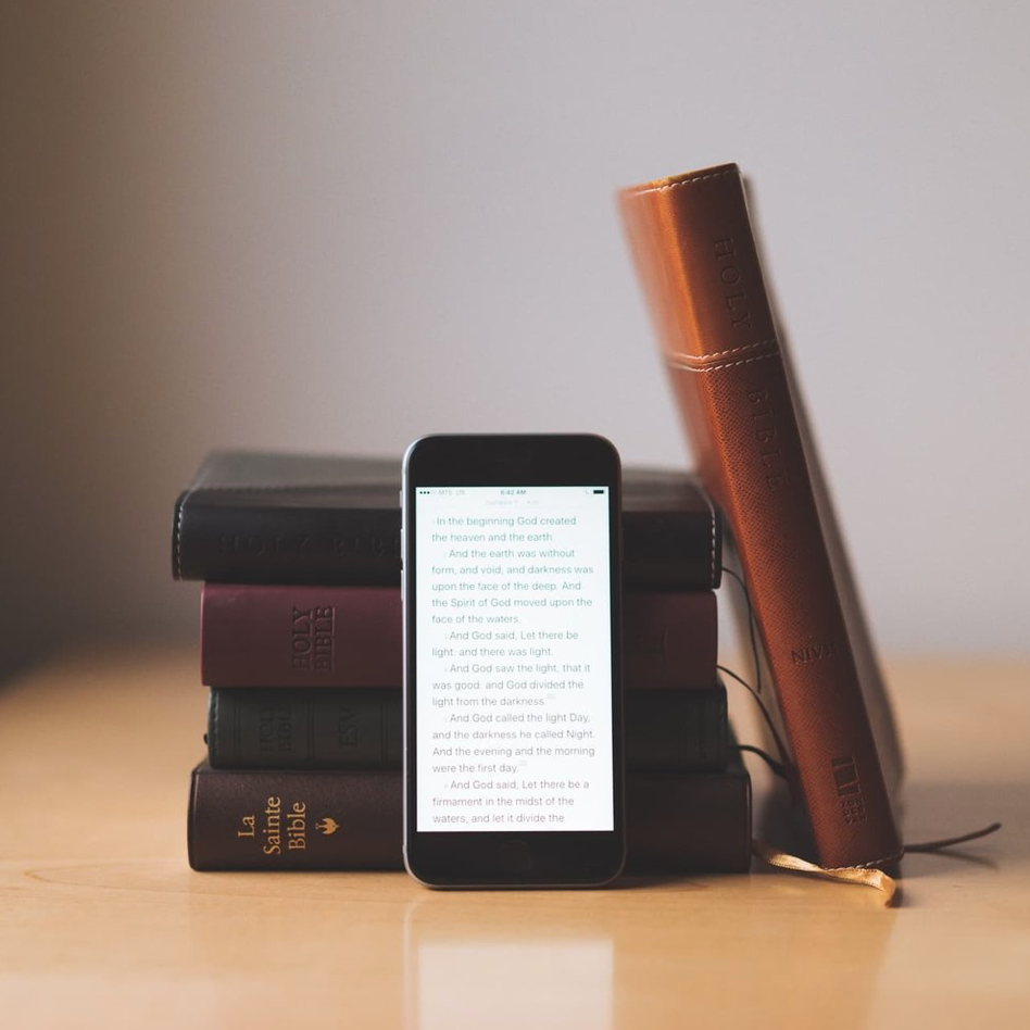 The Bible App - YouVersion is a valuable source for spending more time in God's word. Choose from more than 1,200 Bible versions in over 900 languages on your computer, phone, or tablet.