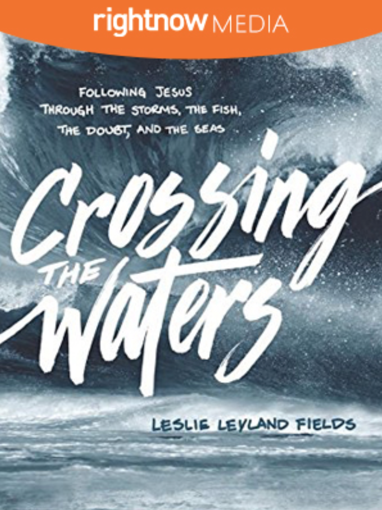 Crossing the Waters • Leslie Fields - In this 6-part series, Leslie Leyland Fields, author, speaker, and seasoned Alaskan fisherwoman, takes us on a journey through the life of Christ. She leads us across the waters of time and culture out onto the Sea of Galilee, through a rugged season of commercial fishing with her family in Alaska, and through the waters of the New Testament beside the ragtag fishermen disciples.