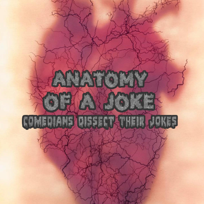 anatomy of a joke - the podcast