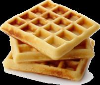 Obligatory waffle image