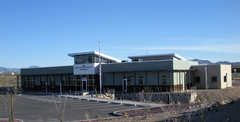 Rincon Valley Fire Station