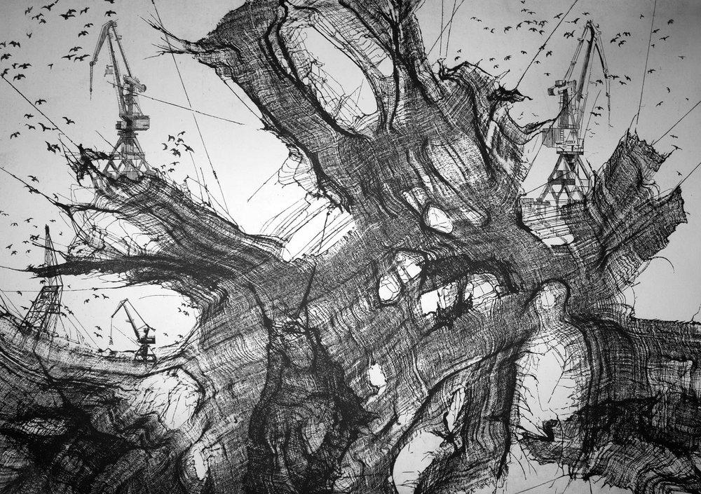 Premio Internacional de Arte Gráfico Carmen Arozena 2017 -