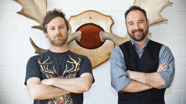 Patrice Désilets and Jean-François Boivin, co-founders of Panache   (Nicolas Cantin/Panache/Nicolas Cantin/Panache)