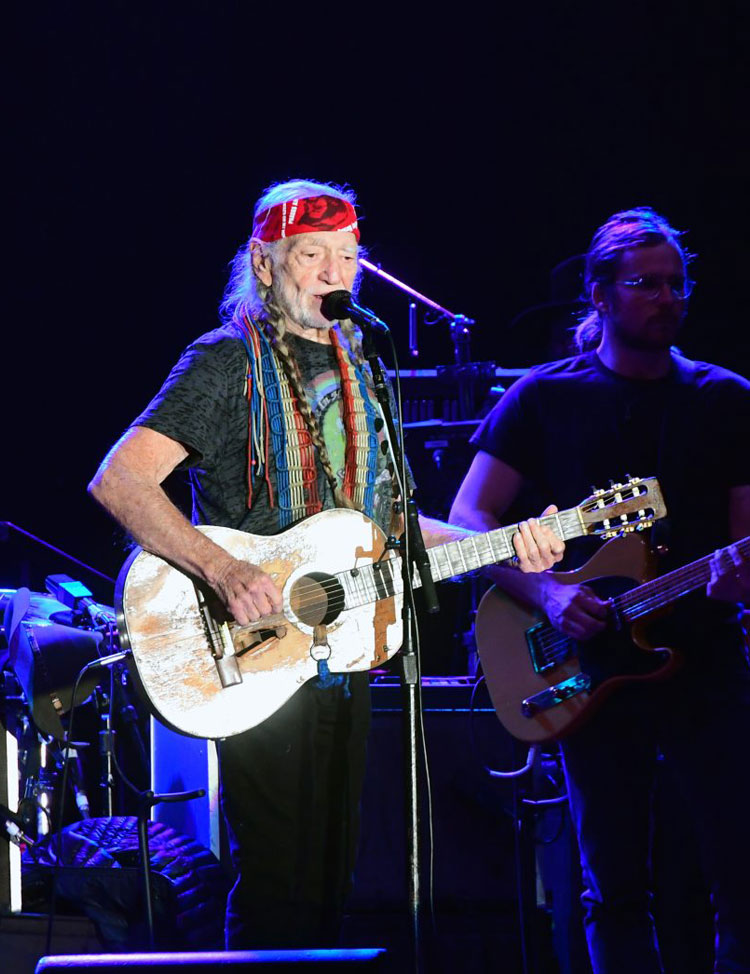 Willie Nelson: The Outlaw Country legend reflects on his personal cannabis history