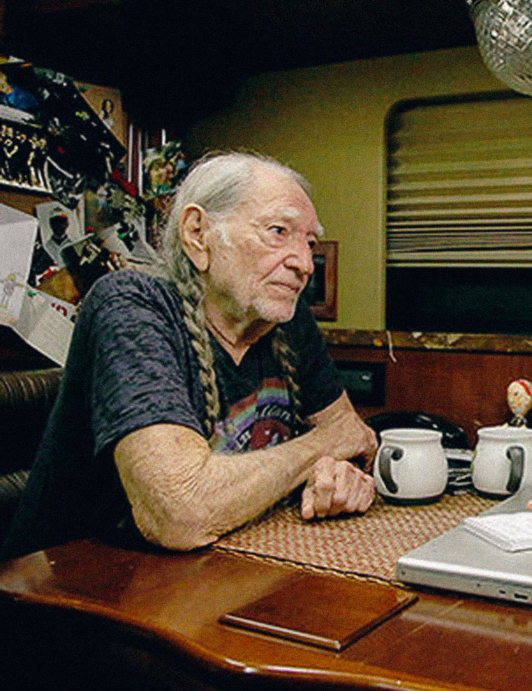 Dan Rather on His 'Big Interview' With Willie Nelson: 'He Never Ceases to Amaze Me'