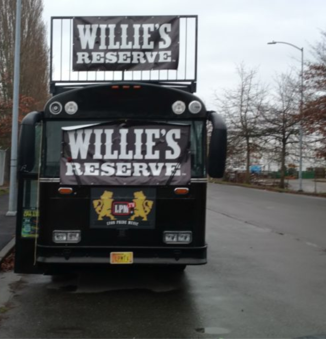 Cannacon: Smoking Willie's Reserve