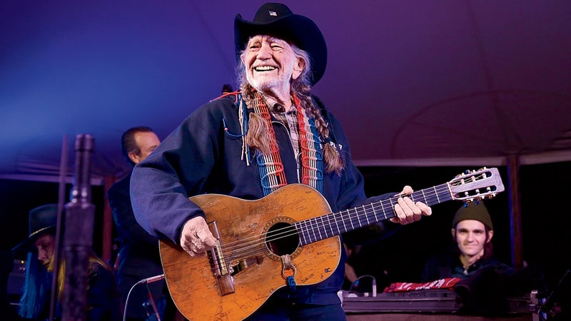 Willie Nelson at 85: A Visit With the King of Night Life