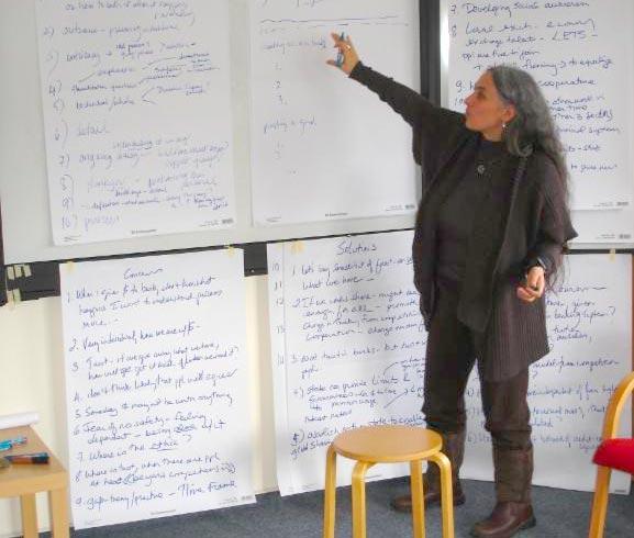 Rosa Zubizarreta in flow
