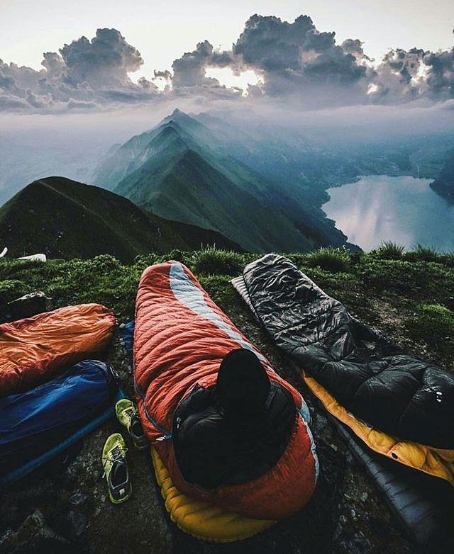 Walk above the clouds. Sleep below the stars. . . . #hiking #hikingadventures #climbon #adventuretravel #adventureawaits #adventureculture #optoutside #getgoing