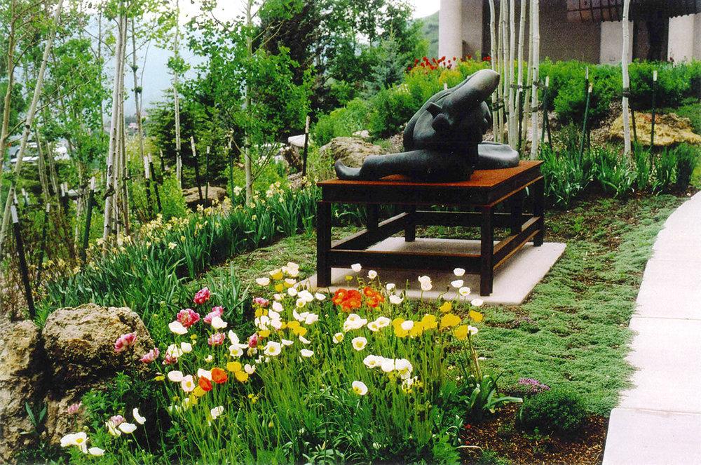 Sculpture Garden Design