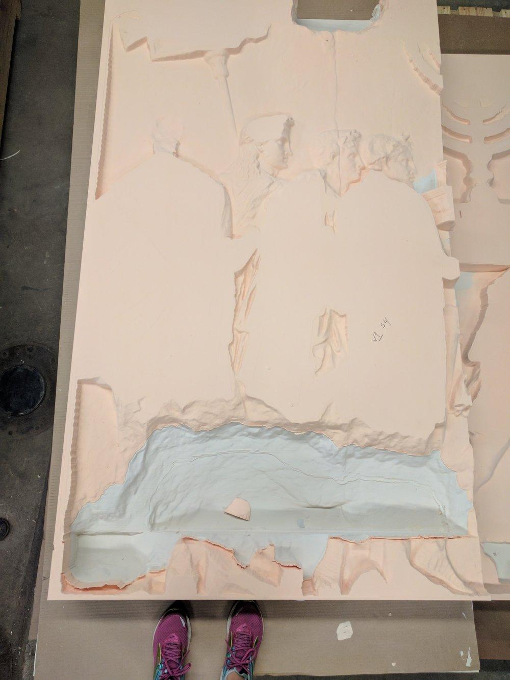 Vertical Panel 1
