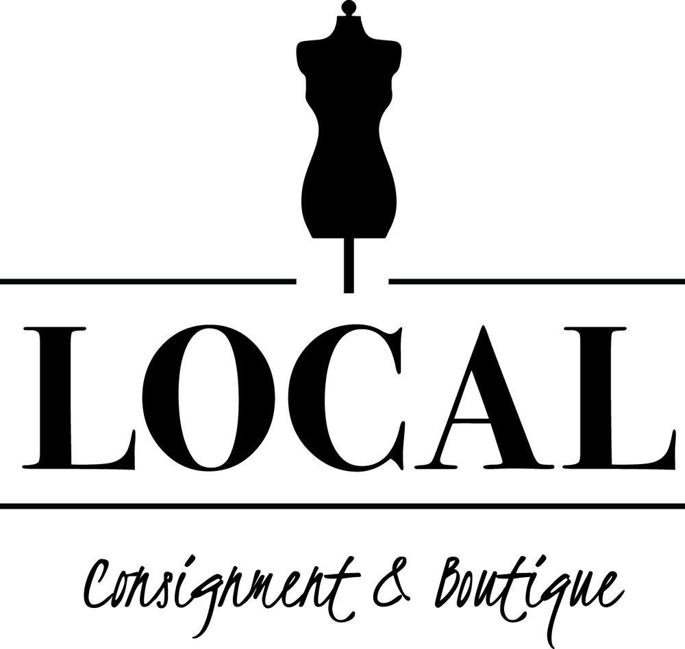 Local Consignment & Boutique Logo