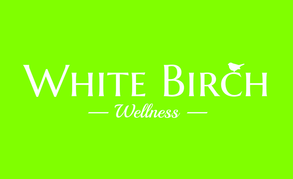 White Birch Wellness Logo