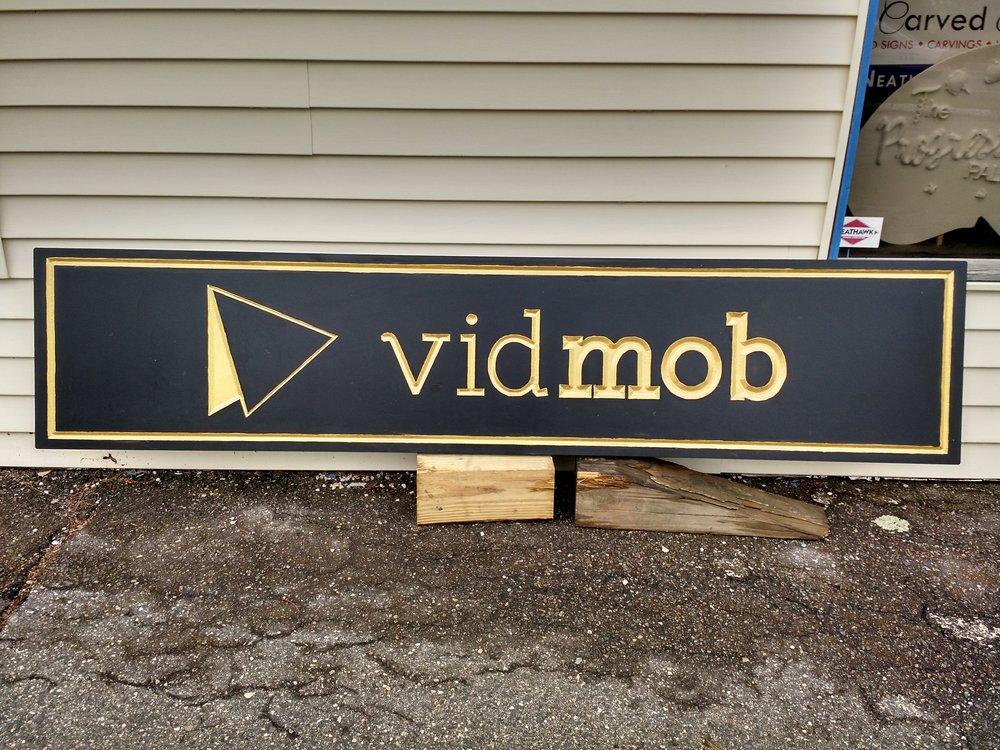 PVC - vCarve - Gold Paint