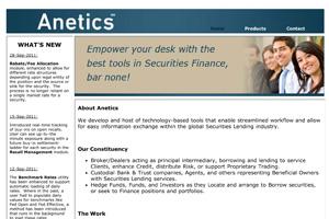www.Anetics.com