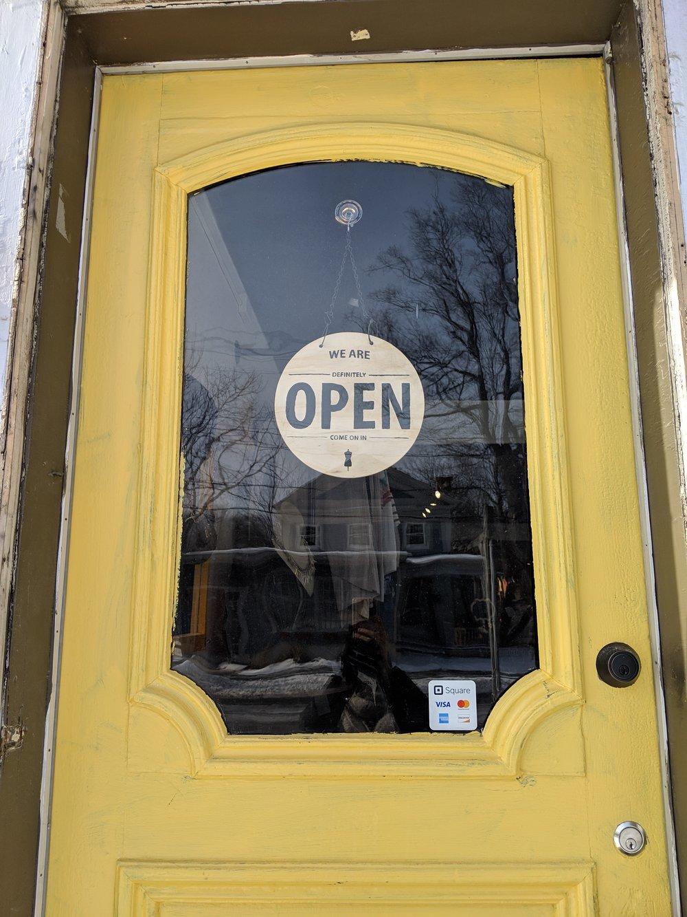 Local Open