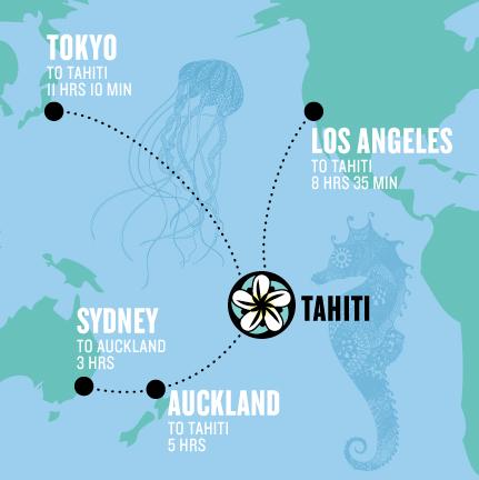 Islands — Tahiti Chartered Yacht Cruises — Te Mana Travels