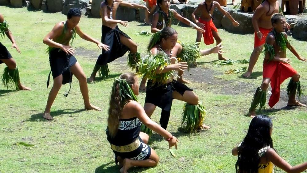 © Te Mana Travels — Tahitian dance