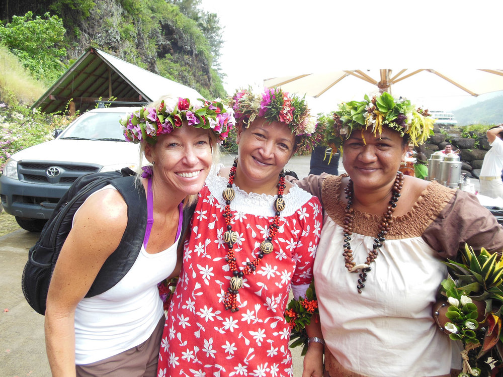 © Te Mana Travels — Friends