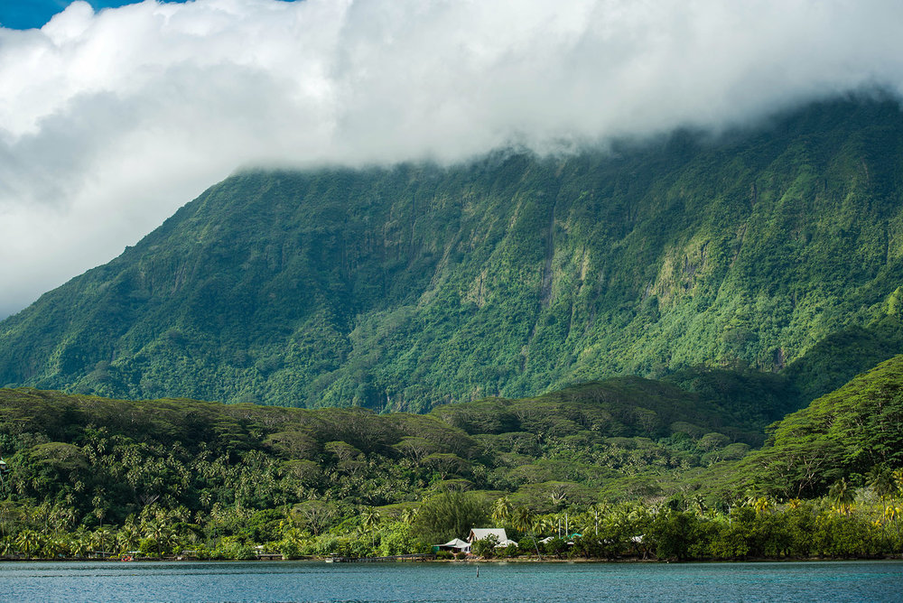 © Te Mana Travels — Mt. Otemanu, Bora Bora