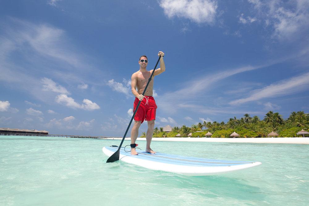 © Te Mana Travels — Paddleboarding