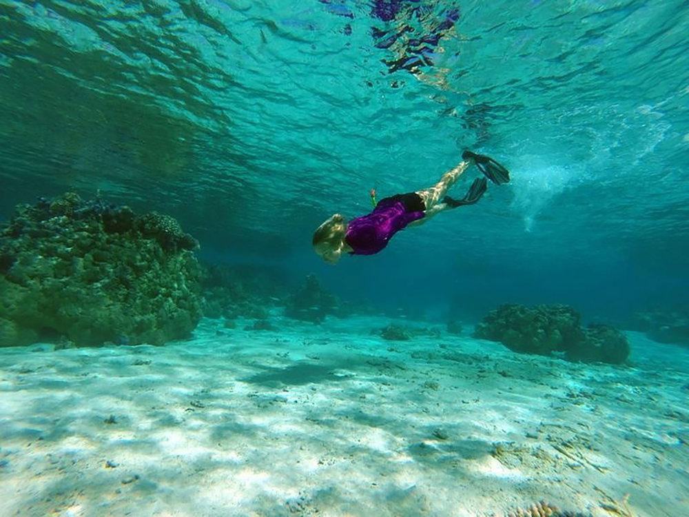 © Te Mana Travels — Underwater beauty
